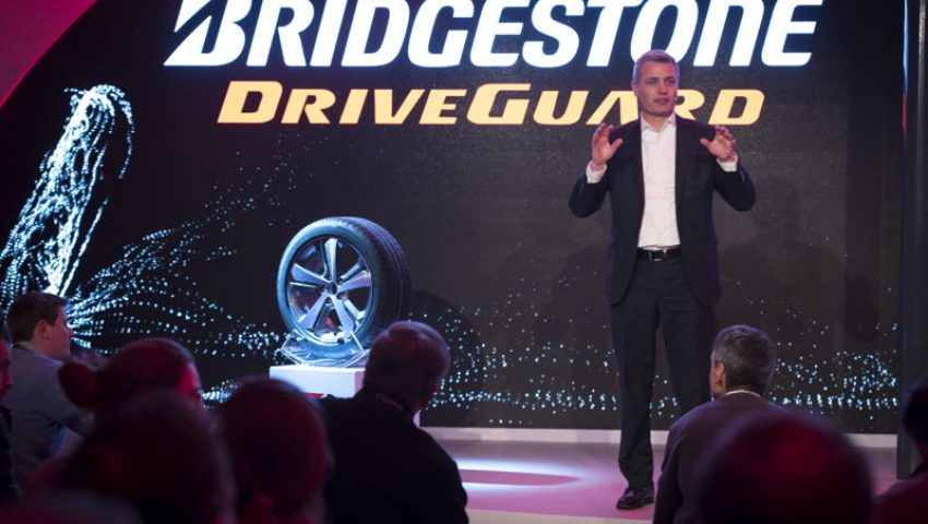 Bridgestone DriveGuard Launch