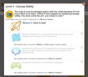 elearning gamification compliance training